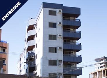 Edifício Diamantina. Entregue em 2003.