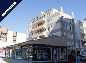Edifício Dona Lúcia. Entregue em 1988.