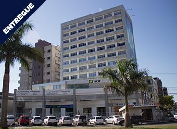 Edifício Minas Center. Entregue em 1994.
