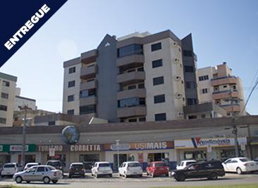 Edifício Ouro Preto. Entregue em 2001.